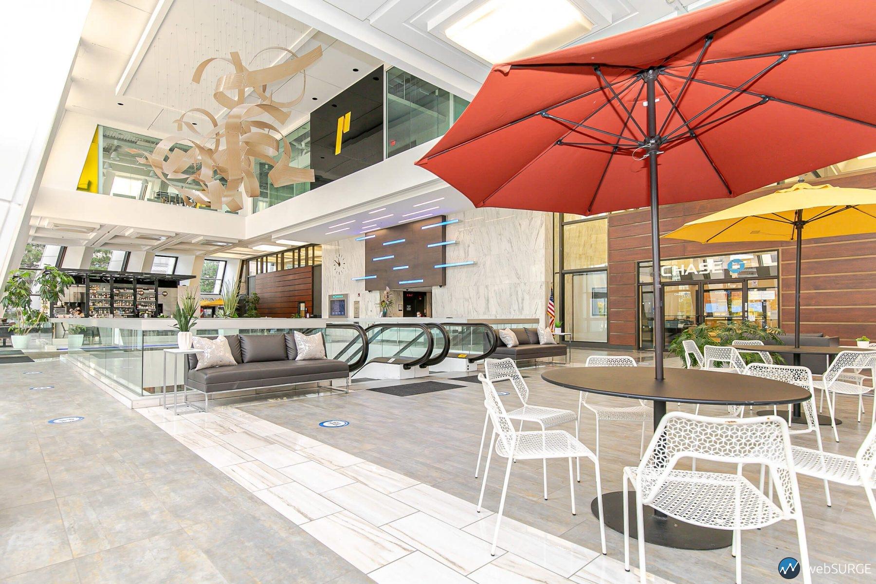 The Metropolitan Lobby