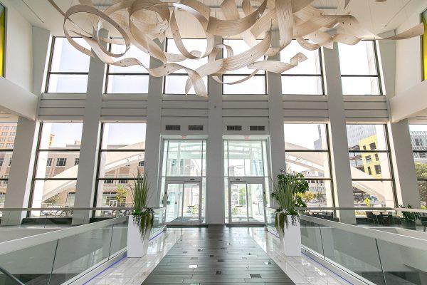 The Metropolitan Front Doors